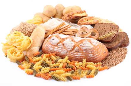 immagine pane e pasta